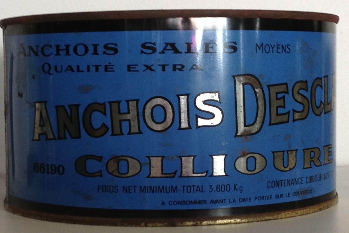 Anchois Desclaux
