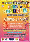 Photo : BASSE TERRE CHANTE GERARD LA VINY