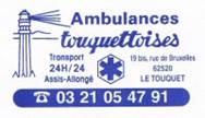 Ambulances Touquettoises