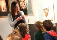 Croqu'Musée, les ateliers du Musée Sainte Croix