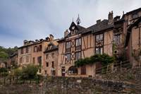 Office de Tourisme de Conques dans le bourg du Conques