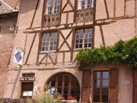 Office de tourisme de Conques