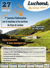 Journée Information Tourisme & Services