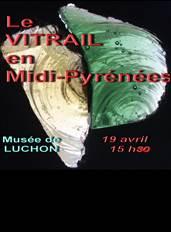 Conférence Vitrail et Lumière en Midi-Pyrénées