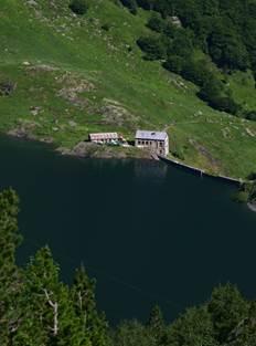 Refuge du Lac d'Oô