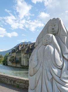 Visite de Saint-Béat