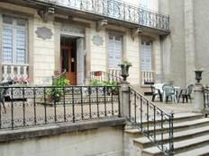 Maison Gascon Terrasse
