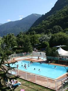 Camping Pradelongue