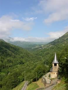 Eglise de Trébons