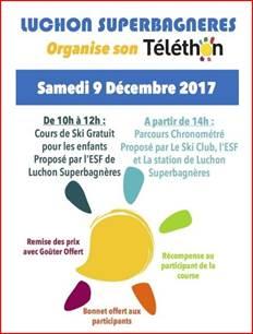 Téléthon Luchon-Superbagnères