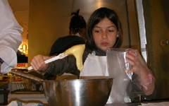 Ateliers de cuisine Concept Chef pour les enfants