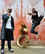 """Centre Athéna - Spectacle musical jeune public """"Smile City Une enquête au son du Funk"""""""