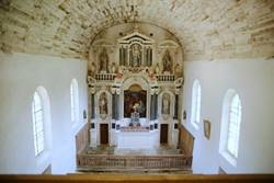 Détour d'Art (All Saints' Day) - Guided tour of the Saint-Quirin chapel - Brec'h