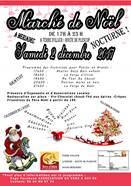 Marché de Noël nocturne - Mériadec