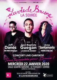 La vie de Brune - Concert live caritatif