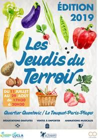 Les Jeudis du Terroir