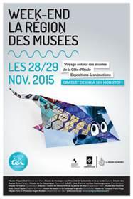 """Week-end """"La région des musées du Nord-Pas-de-Calais"""""""
