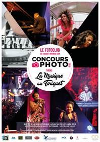 """Concours photo """"La musique au Touquet"""""""