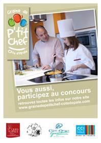 4ème édition Graine de p'tit chef Côte d'Opale