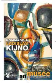 Exposition « Hommage à Ladislas Kijno »