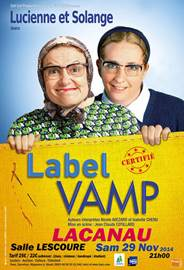 "Spectacle ""Label Vamp"""