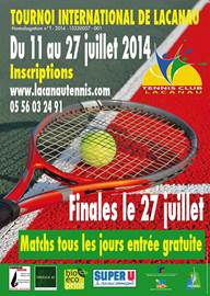 Tournoi International de Tennis de Lacanau