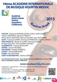 Académie Internationale de Musique Hourtin Médoc