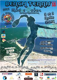 Tournoi international de Beach Tennis