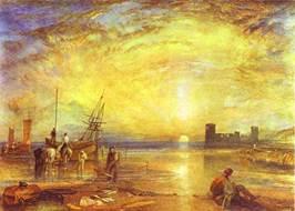 Conférence : Turner peintre romantique