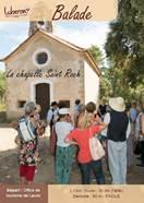 "Balade ""La chapelle Saint Roch"""