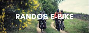 Rando e-bike avec Maison Sinnae