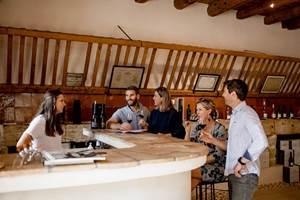 Fascinant Week-End - Dégustation vins et fromages au Chateau de Valcombe