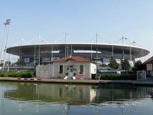 Croisière du Bassin de la Villette au Stade de France