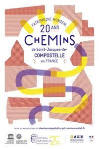 PROGRAMME 20 ANS DES CHEMINS DE SAINT-JACQUES-DE-COMPOSTELLE EN FRANCE