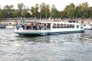 """Croisière """"Après-midi dansant sur la Seine"""""""