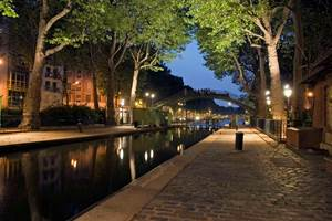 Croisière dîner sur le canal Saint Martin avec animation guinguette