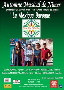 Automne musical de Nîmes