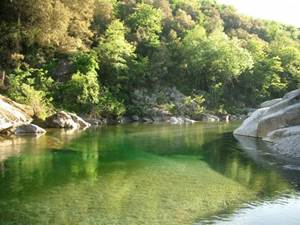 Balade rivière et land'art