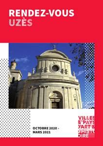 Annulé - Uzès, Ville d'art et d'histoire - Visites guidées, conférences... Rendez-vous Uzès d'octobre 2020 à mars 2021