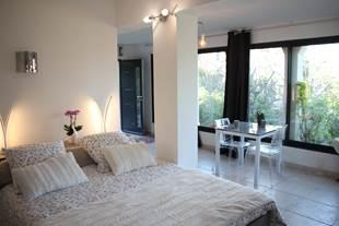 Chambre d'hôtes Collioure - BERGE CORBIN - Les Micocouliers