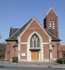 Eglise d'Hulluch