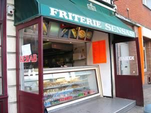 Lens - Restaurant - Friterie O'Déjeuner
