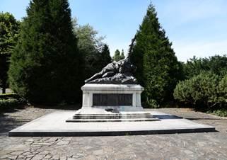 Le Monument du soldat Marche