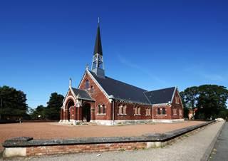 Eglise Saint-Louis de Cité 5 de Grenay