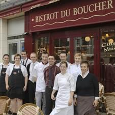 Lens - Restaurant - Bistrot du Boucher