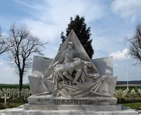 Neuville-Saint-Vaast - Monuments et Patrimoine culturel - Cimetière tchécoslovaque