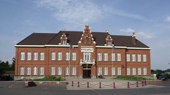 Mairie de Fouquières-lez-Lens