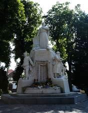 Monument aux morts d ela Première Guerre mondiale de Lens