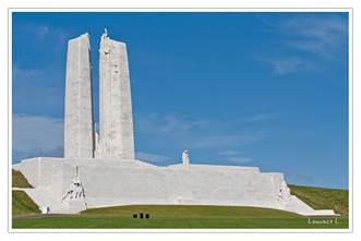 Vimy - Monuments et Patrimoine culturel - Mémorial canadien de Vimy