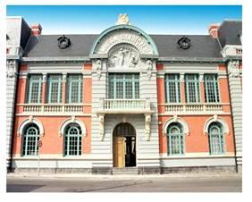 Lens - Monuments et Patrimoine culturel - Maison Syndicale